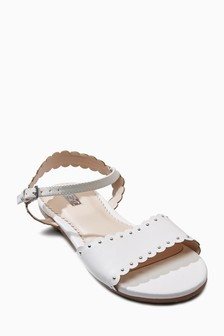 Scallop Sandals (Older)