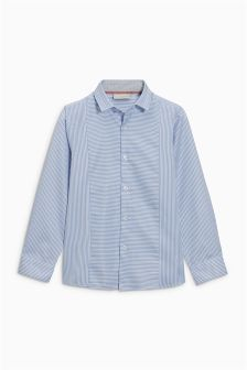 Long Sleeve Stripe Shirt (3-16yrs)