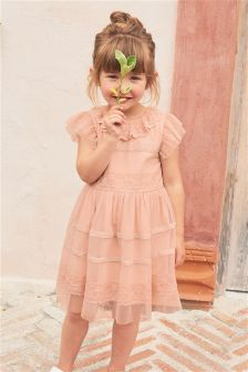 Lace Party Dress (3mths-6yrs)