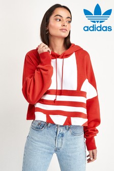 adidas Originals Large Logo Oversized Hoody