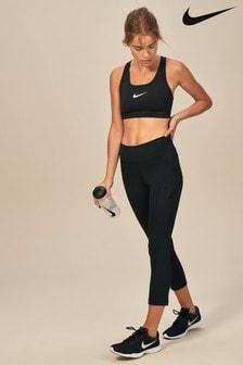 Nike Black Power Hyper Crop Leggings
