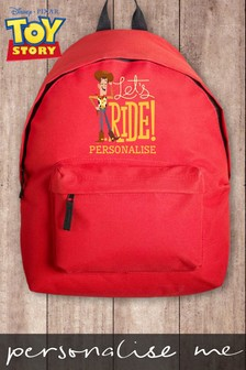 Disney™ Toy Story Personalised Woody Backpack
