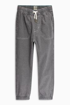 Chambray Pull-On (3-16yrs)