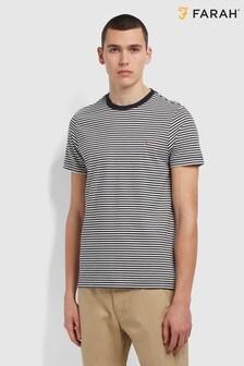 Farah Blue Daytona T-Shirt