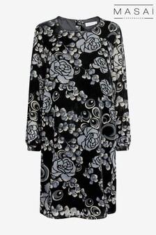 فستان Glenys أسود من Masai