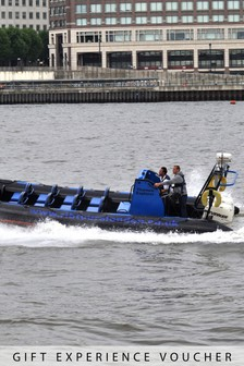 RIB Tour Of London For Two