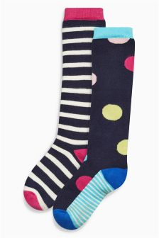 Welly Socks Two Pack (Older)