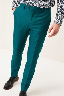Костюм из текстурированной ткани: брюки