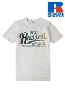 Russell Athletics Gradient Graphic T-Shirt
