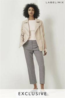 Mix/Teatum Jones Jacquard Capri Trouser