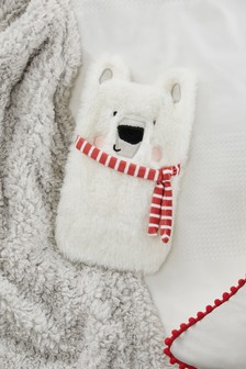Bertie the Bear Hot Water Bottle