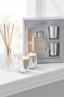 Sparkle 100ml Home Fragrance Gift
