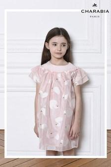 Charabia Pink Swan Lake Dress
