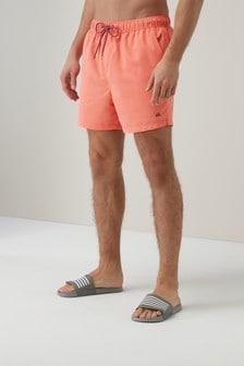 Простые пляжные шорты