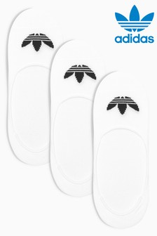 adidas Originals Kids No Show Socks 3 Pack