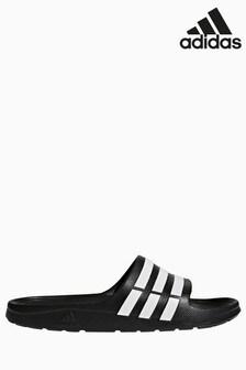 ADIDAS yatra Sandal BLACK UK 4 36 2/3 Prezzo speciale