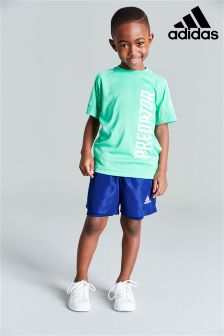 adidas Little Kids Football Set
