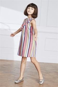 Ruched Shift Dress (3-16yrs)