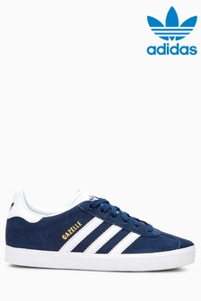 adidas Originals Gazelle Youth Trainers