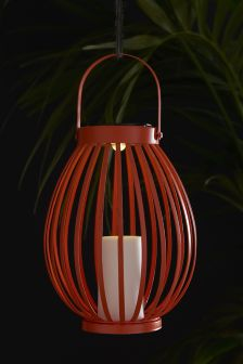 Buy homeware lighting outdoor lighting orange outdoorlighting from solar lantern mozeypictures Images