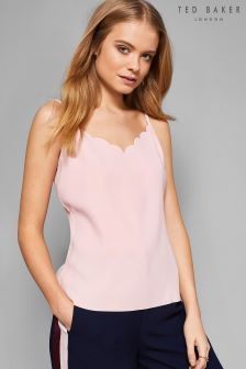 Ted Baker Siina Pink Scallop Cami