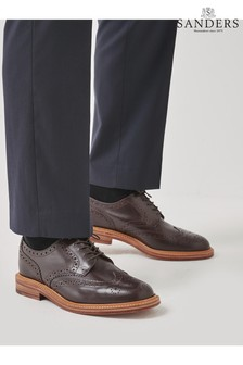 Sanders For Next Brogue Shoe
