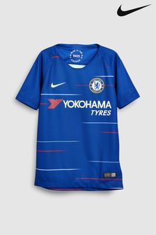 Nike Chelsea FC Older Kids 2018/19 Stadium Football Jersey