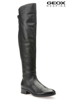 Geox D Felicity Black Boot