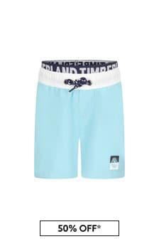 Timberland Blue Swim Shorts