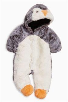 Комбинезон-пингвин