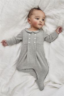 Smart Collar Sleepsuit (0mths-2yrs)