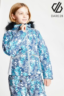 Dare 2b Blue Far Out Waterproof Ski Jacket