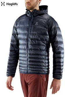 Haglöfs Essens Down Padded Hooded Jacket