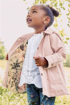 Smart Cotton Jacket (3mths-6yrs)