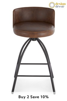 Bar Stool Metal Amp Wooden Bar Stool Next Official Site