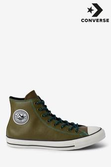 Zapatillas altas de cuero Arch de Converse