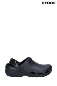 Crocs™ Black Specialist Ll Vent Clogs