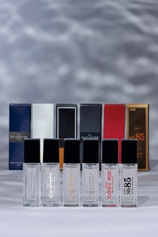Mens 6 Scents 10ml Fragrance Wardrobe