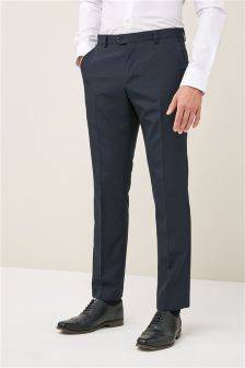 Костюм из смешанной шерсти: брюки
