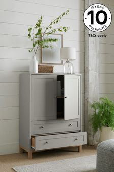 Malvern Dove Grey Cabinet