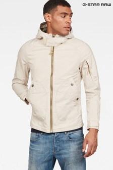 GStar Cream Bolt Overshirt
