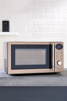 Copper Effect 20L Microwave