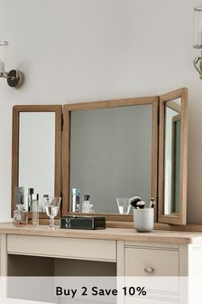 Hampton Country Luxe Dressing Table Mirror