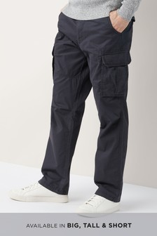 Laundered Cargo Trousers