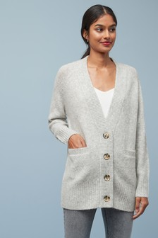 Lofty Boyfriend Cardigan