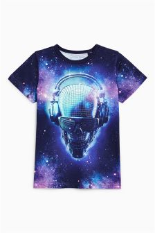 Short Sleeve Graphic T-Shirt (3-16yrs)