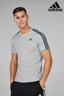 adidas Essential T-Shirt mit 3 Streifen