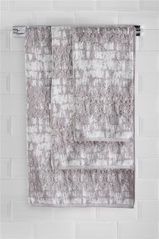 Calms House Abstract Towels