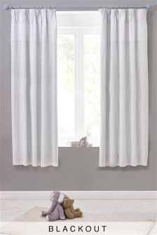 Collection Luxe Blackout Pencil Pleat Curtains