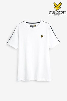 T-shirt Lyle & Scott à bande